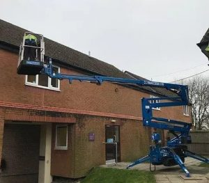 Cherry Picker Hire in Southport