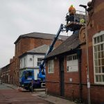 Cherry Picker Hire in Chesterfield