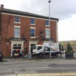 High Level Window Cleaning in Chorley