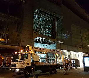 Cherry Picker Hire in Stockport