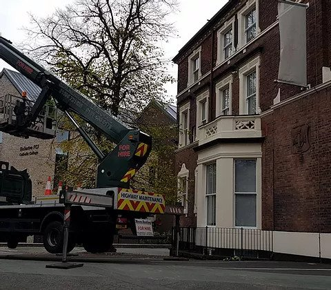 Cherry Picker Hire in Lytham St Annes