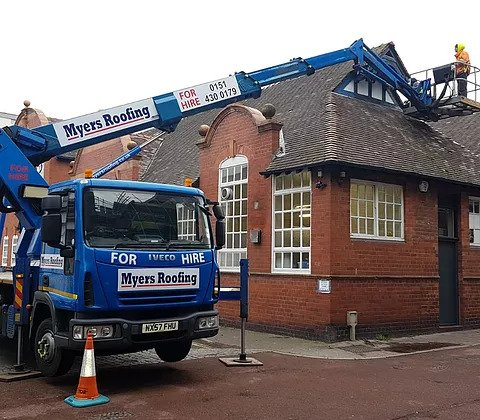 Cherry Picker Hire in Wilmslow