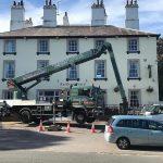 Cherry Picker Hire in Wrexham