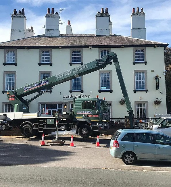 Cherry Picker Hire in Wrexham