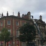 High Level Window Cleaning in Wigan