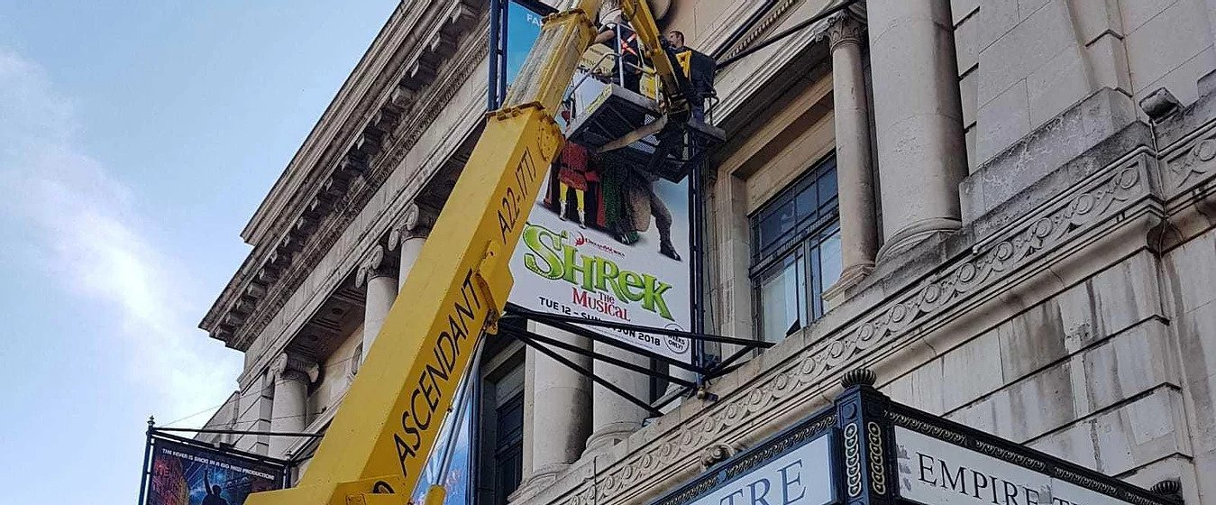 Cherry Picker Hire in Manchester